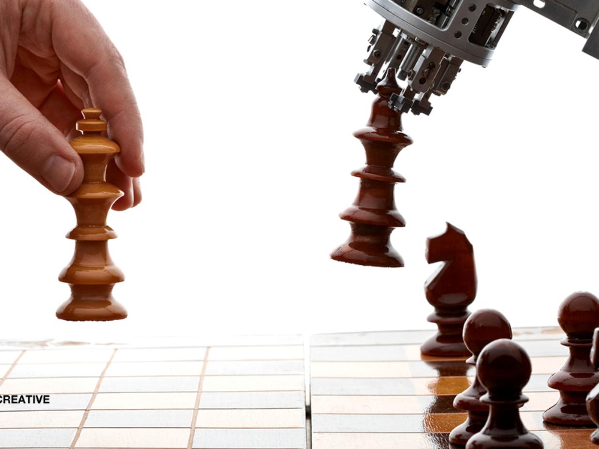 Intelligenza Artificiale: tutta una questione di statistica