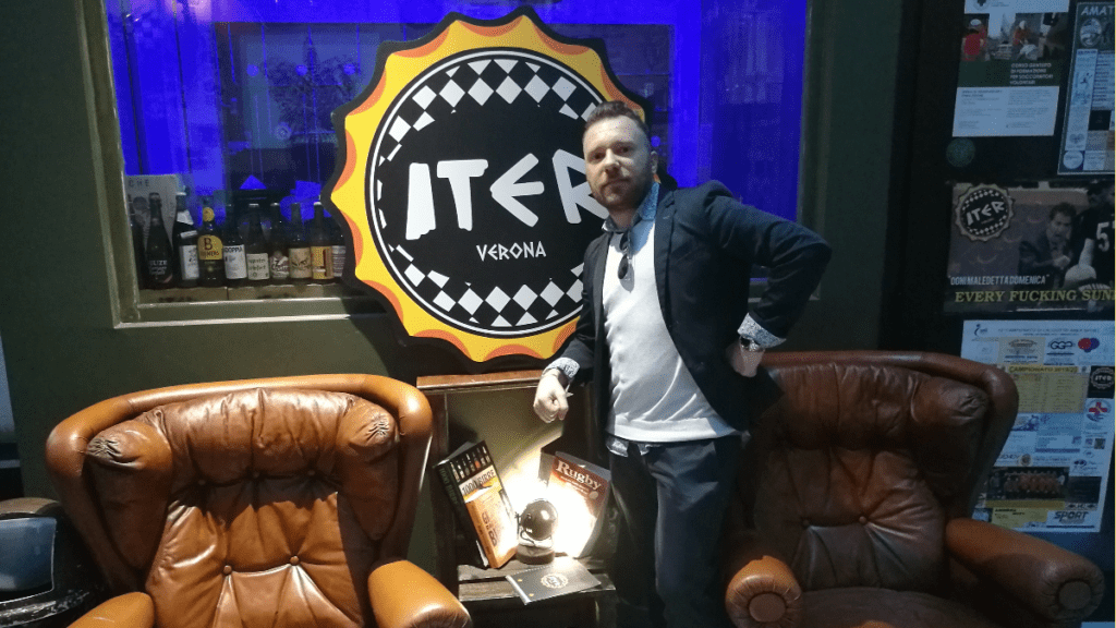 iter intervista ad Enrico Martelletto social network